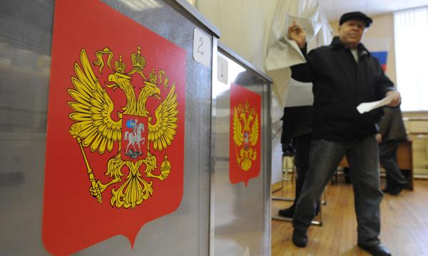 В Курской области 10 сентября откроется около 500 избирательных участков